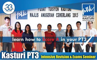 PT3 Intensive Seminar Revision 2016
